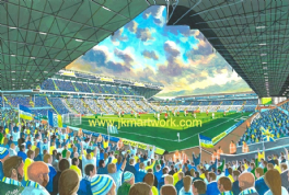 new elland road print